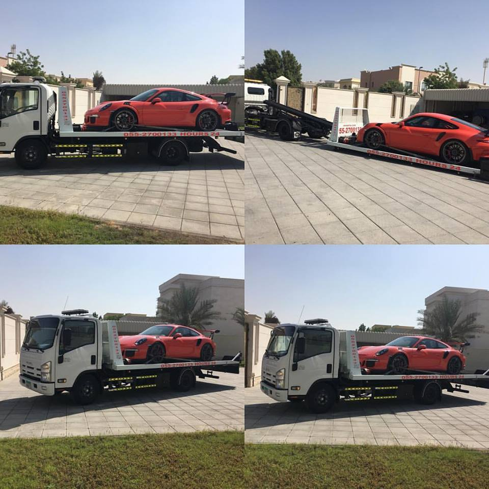 Published January 5, 2018 at 960 × 960 in Vehicle Recovery Services for a red color car