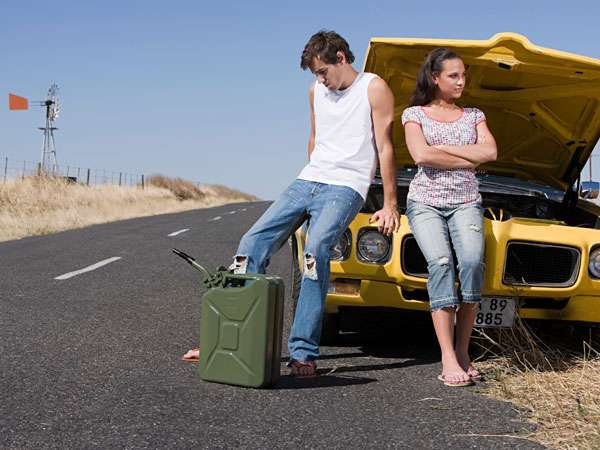 Need a car recovery services we will help you on the road, dont phase the situation like this photo.